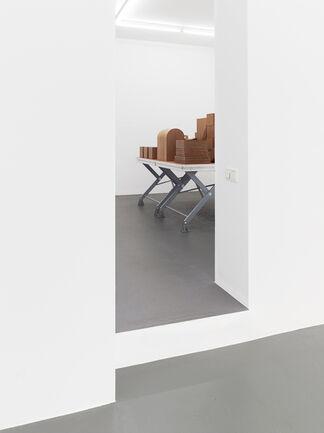 Imi Knoebel - Raum 19 IV, installation view