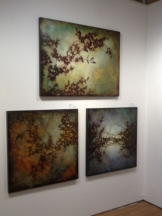 Elisa Contemporary at Affordable Art Fair Spring 2015, installation view