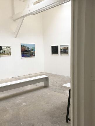 The Interzone, installation view