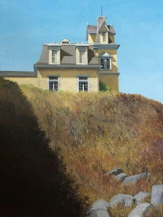 Iconic Marin: Paintings by Bryn Craig, installation view
