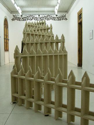 SUITE-PATRÓN - Rodrigo Canala, installation view