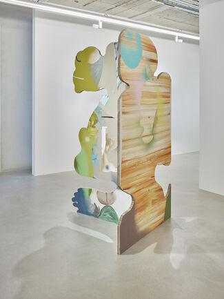 Wolfgang Betke & Gregor Gleiwitz | BEYOND THE FRINGE, installation view