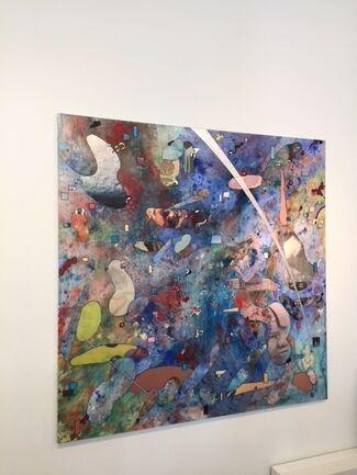 "Barbara Strasen ""Juxtaposition"", installation view"