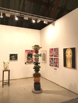 Richard Heller Gallery at Art Los Angeles Contemporary 2019, installation view