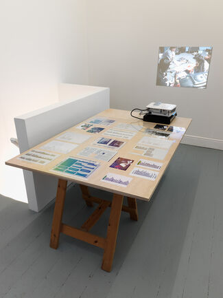 M/Other Tongue -curated by Sabel Gavaldon, installation view
