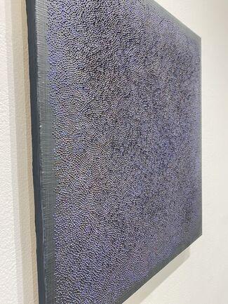 "Yizhak Elyashiv ""Works on Paper"" / Masako Kamiya ""New Paintings"", installation view"