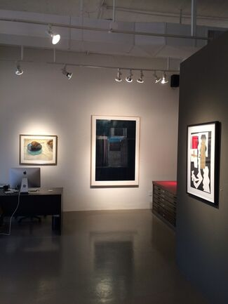 From The Racks, installation view