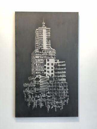 John Bowman: Dominion, installation view