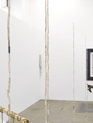 Global Warming / Franziska Lantz 'heat waves, droughts and heavy rainfall', installation view