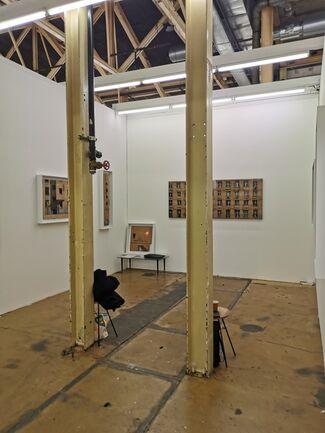 UN-SPACED at Art Paris 2020, installation view