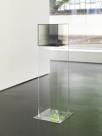 Reverse Order : Troika, Tobias Putrih, Larry Bell, installation view