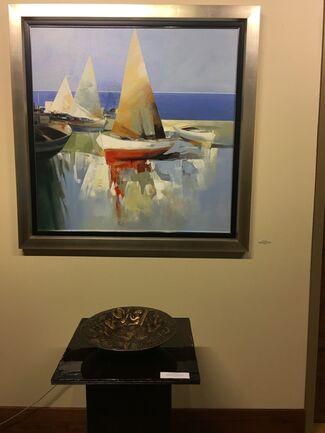Coastal Dreaming, installation view