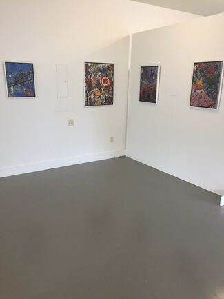 """""""Unfinished Business"""": A Women's Show, installation view"""