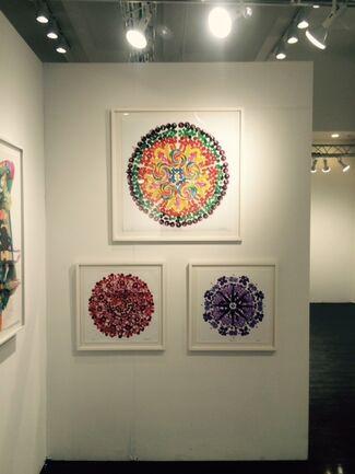 Elisa Contemporary at Affordable Art Fair Fall 2015, installation view