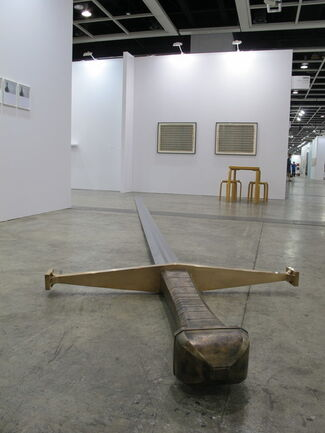 Sies + Höke at Art Basel Hong Kong 2013, installation view