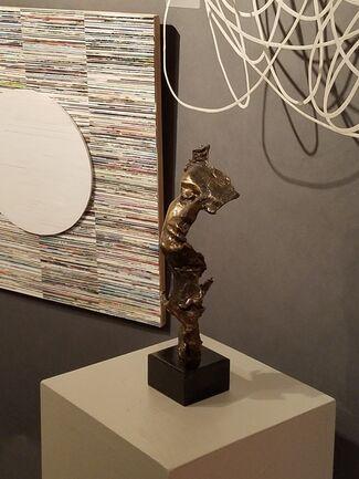 22nd Boston International Fine Art Show, installation view
