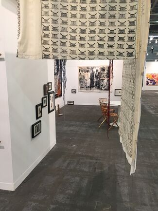 Mariane Ibrahim Gallery at The Armory Show 2017, installation view