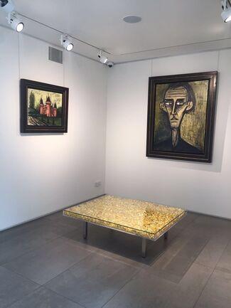 Bernard Buffet, installation view