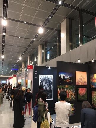 Gallery Seizan at Art Fair Tokyo 2017, installation view