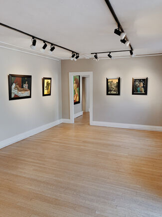 Michael Bergt | The Chrysalis Series, installation view