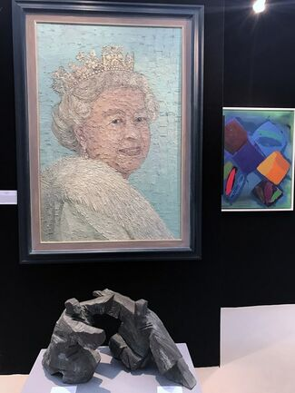 Tanya Baxter Contemporary at Art & Antique Fair Olympia 2018, installation view