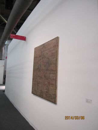 Aye Gallery at The Armory Show 2014, installation view