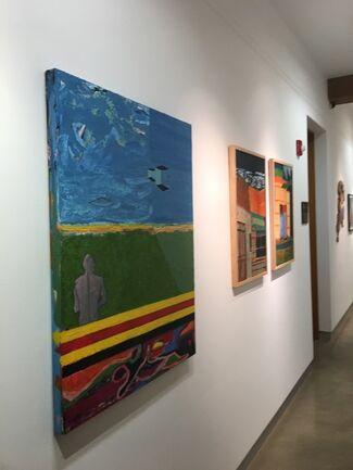 Sight-Specific: Studio Montclair's 2017 Banner Artists, installation view