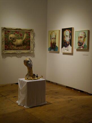 Sloan Fine Art at SCOPE Miami Beach 2011, installation view