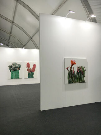Johyun Gallery at Art Central 2016, installation view