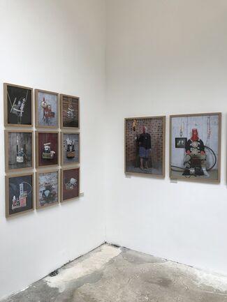 Antoine Bruy & Petros Efstathiadis, 2018 Laureates of the prix HSBC pour la photographie, installation view