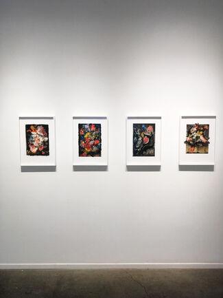 Joachim Schulz | Blumenstilleben: Flower Still Lifes, installation view