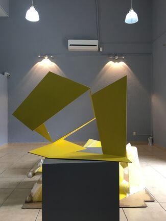 25, installation view