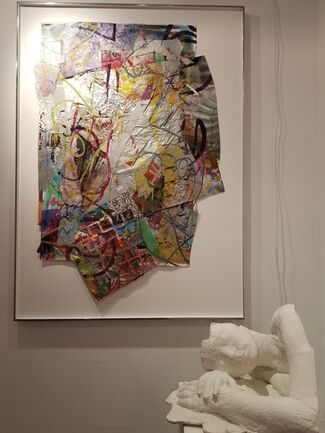 Two from Louisville: Sam Gilliam & Kenneth Victor Young, installation view