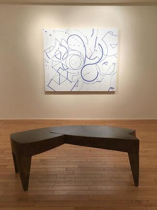 Worldline Schreiber Paintings...Plus, installation view