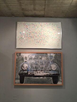 Galería Karen Huber at Odeon, 2015 Contemporary Art Fair, installation view