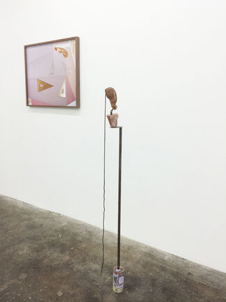Mending Wall, installation view