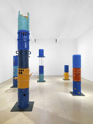 Jonathan Baldock, 'Facecrime (suspect)', installation view