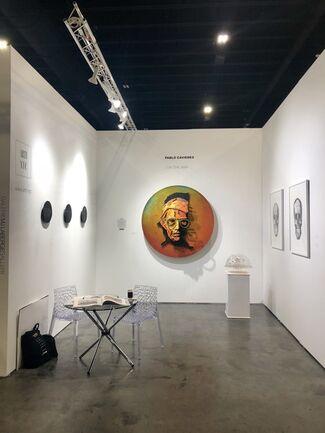 ARTI.NYC at Art Palm Beach 2018, installation view