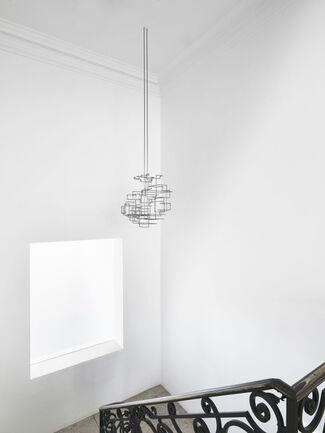 Antony Gormley — LIVING ROOM, installation view