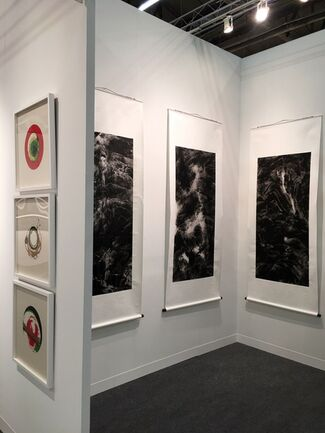 Ipreciation at Art New York 2017, installation view