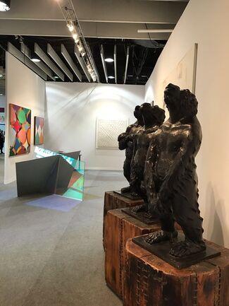 Lorenzelli arte at miart 2017, installation view