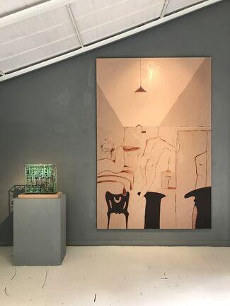 Presenze, installation view