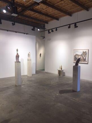 JANE ROSEN | RED (RUFOUS), installation view