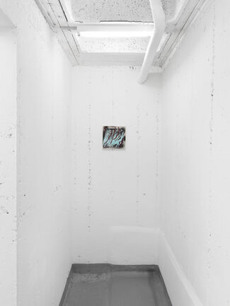 TRUDY BENSON, installation view