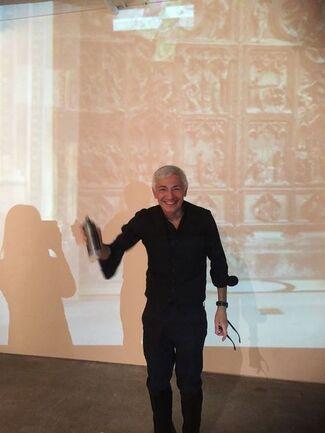 Alfredo Rapetti Mogol and Federico Comelli Ferrari: White and Black Parallel, installation view