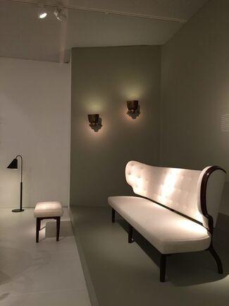 Dansk Møbelkunst Gallery at TEFAF Maastricht 2015, installation view