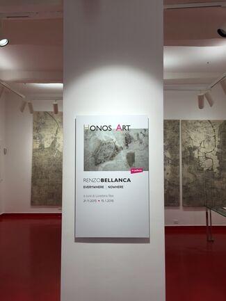 Everywhere, Nowhere | Renzo Bellanca, installation view
