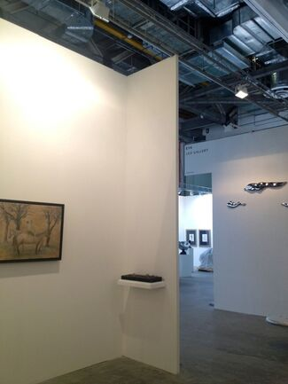 Leo Gallery at Art Stage Singapore 2014, installation view