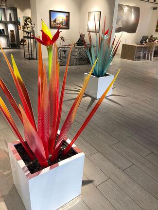 Jesse Kelly, installation view
