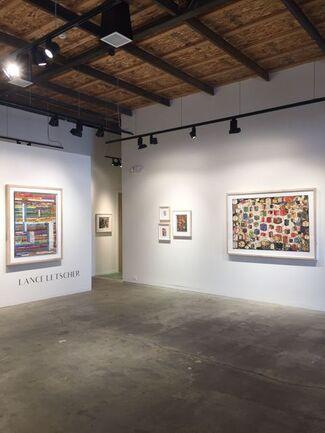 Lance Letscher: Untroubled Mind, installation view